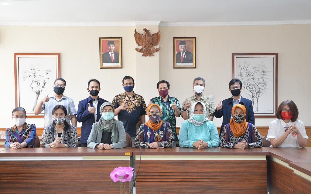 Inisiasi Kerja Sama Antara Rotary Club of Bandung Dengan Itenas